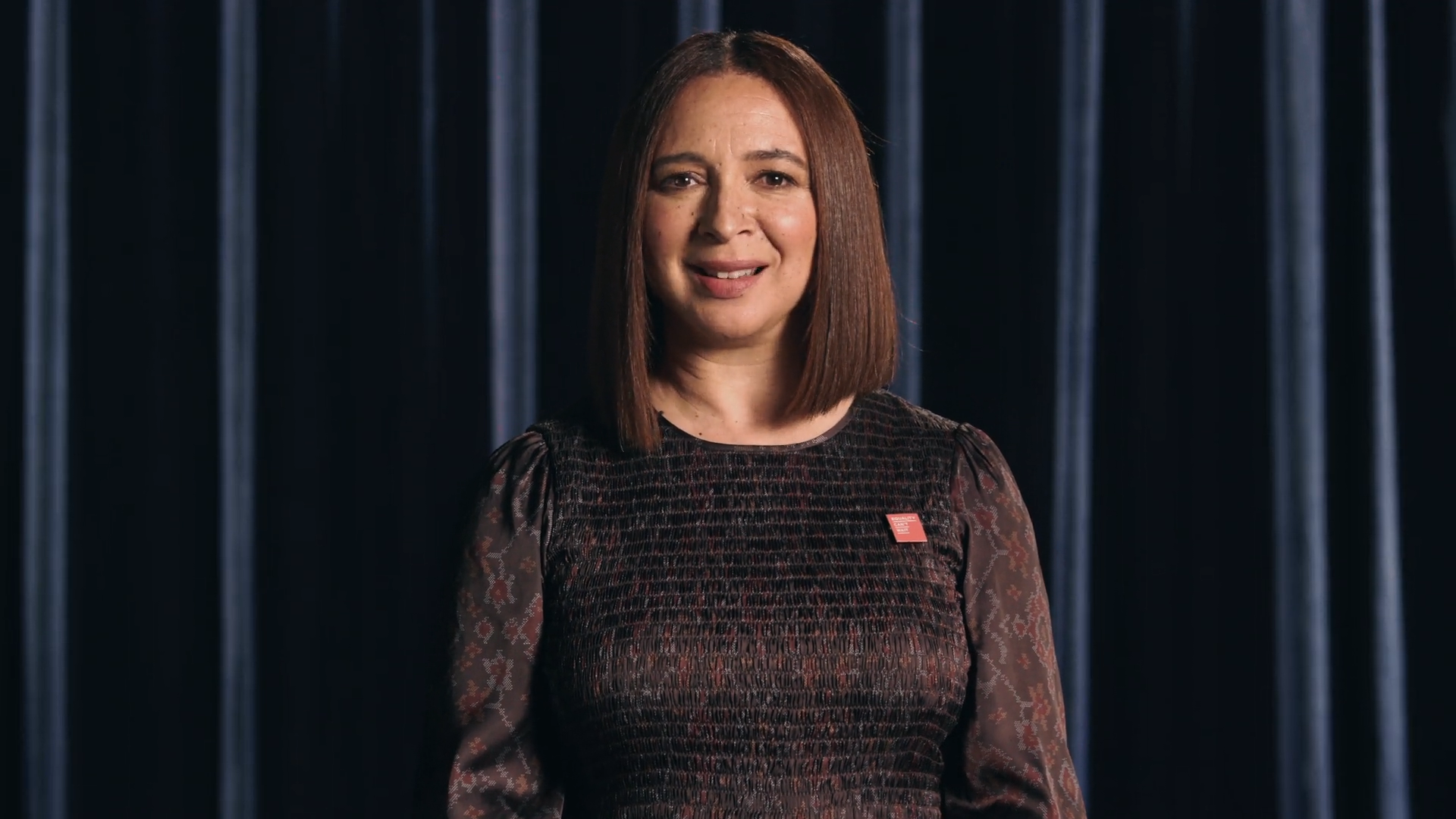 Maya Rudolph shares why waiting 208 years for gender equality is no joke.