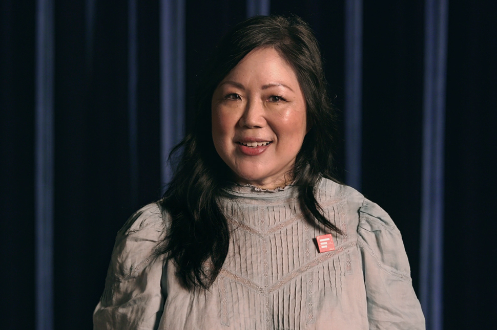 Margaret Cho shares how comedians can participate in bringing down gender inequality